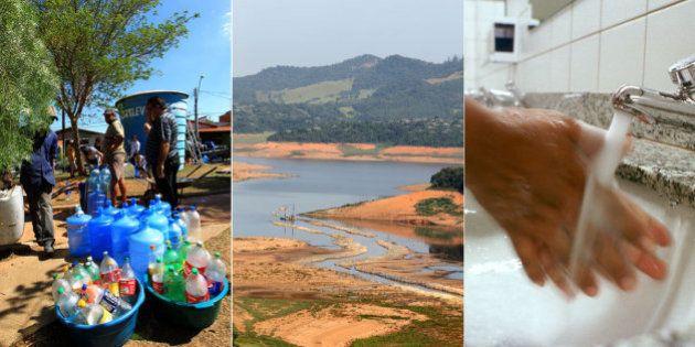 Crise da água em SP: Especialistas apontam cenários para quando a água acabar e lições a serem tomadas...