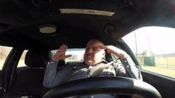 ASSISTA: Este policial dança loucamente 'Shake if Off' enquanto