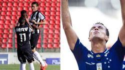 Elite do futebol brasileiro, times mineiros brigam por pontos na