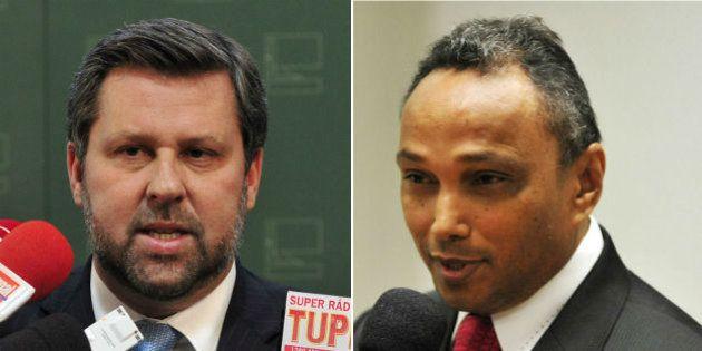 PT e PSDB debatem na Câmara quem é mais