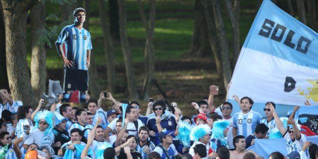 Copa 2014: Porto Alegre se prepara para uma invasão