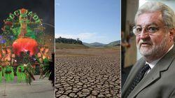 ASSISTA: Vereador sugere 'suspensão do Carnaval' para economizar água em