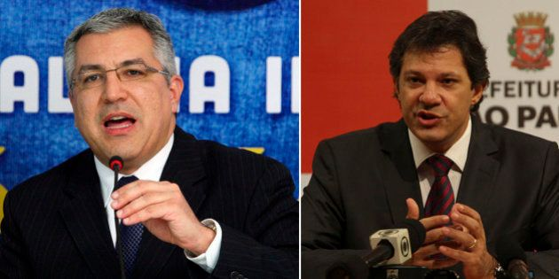 Haddad chama Padilha, ex-ministro da Saúde, para a secretaria de Relações