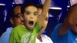 ASSISTA: este garoto fez a melhor comemoração dos últimos