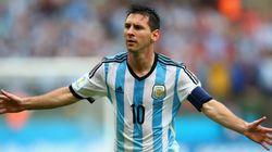 Messi iguala Neymar em artilharia da Copa em vitória