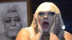 Chora, Sia! Este clipe de Thália Bombinha para