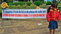 Moradores de rua de Belo Horizonte são 'expulsos' em dia de jogo do