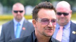 Bono recebe prêmio especial de