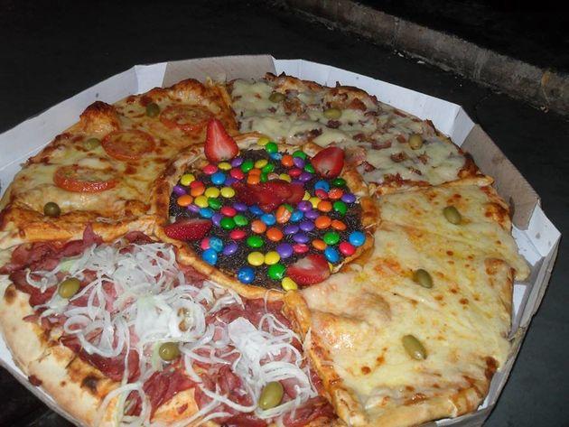 23 momentos em que a pizzaria BatePapo foi longe demais...