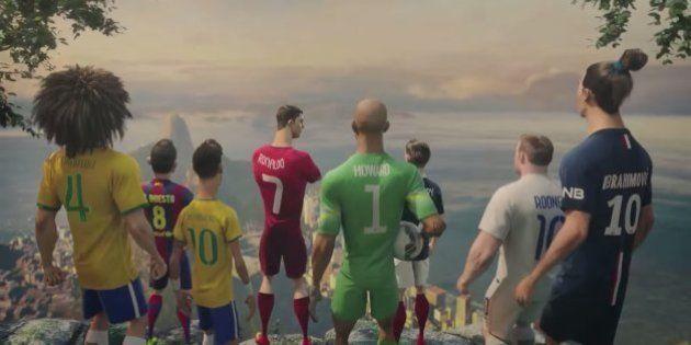Filmes publicitários imperdíveis nesta Copa