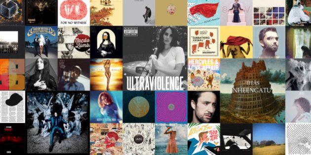 Melhores discos de 2014: 52 álbuns que você deveria ter ouvido