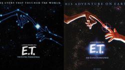Veja os cartazes inéditos de Jurassic Park, ET, Os Goonies e outros clássicos do
