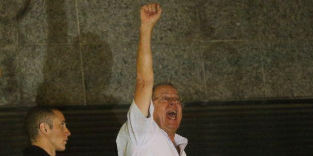 STF revoga decisão de Joaquim Barbosa e libera José Dirceu para trabalhar fora da