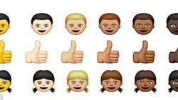 Finalmente! Diversidade racial chegou aos emojis para