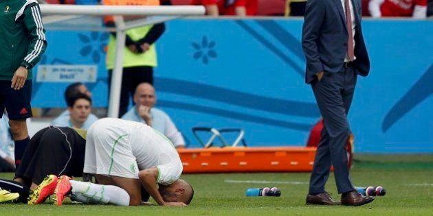 Jogadores muçulmanos na Copa enfrentam decisão sobre