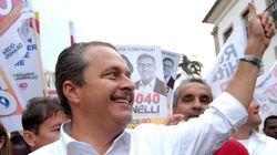 Campos promete criar fundo para segurança