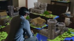 VÍDEO: Microsoft mostra versão holográfica do