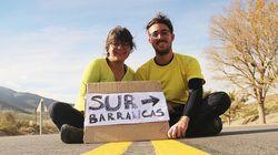 Esse casal de brasileiros foi do Ushuaia ao Alasca fazendo trabalho