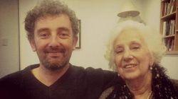 Guido e Estela Carlotto, 36 anos