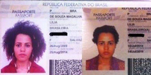 Jornalista com black power revela foto do passaporte aprovada por sistema da Polícia Federal: 'Não vamos...