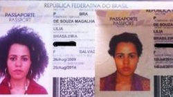 Jornalista de black power revela foto aprovada pela PF: 'Não vamos nos