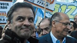 Aécio rebate Dilma sobre possível bloqueio de bens de Graça