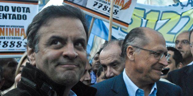 Aécio Neves diz que qualquer decisão do TCU sobre bloqueio de bens de presidente da Petrobras deve ser