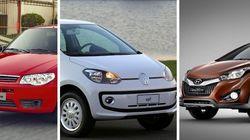 Os 16 carros mais econômicos para 2015, segundo o