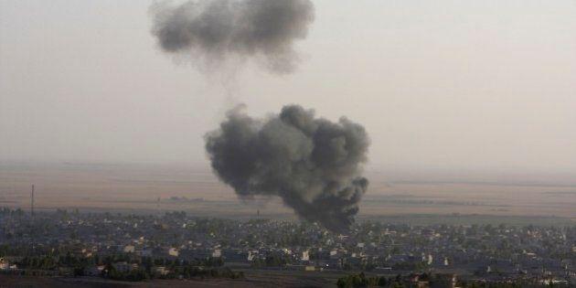EUA lançam mais quatro ataques aéreos no