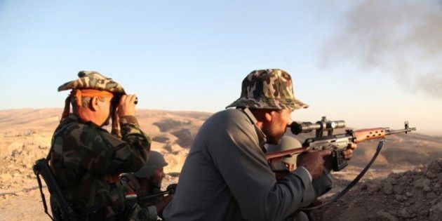 Estado Islâmico matou 500 curdos Yazidi e enterrou algumas vítimas vivas, denuncia