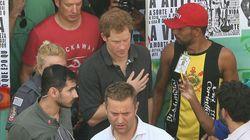 Príncipe da zoeira, Harry visita a Cracolândia em São