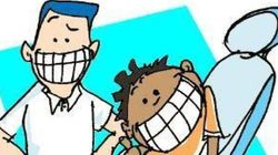 Dia mundial de combate aos sorrisos