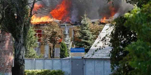 Ucrânia diz que não haverá cessar-fogo até que separatistas se