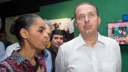 Campos e Marina 'debatem a relação' na véspera de convenção do