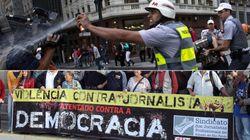 ESTUDO: Policiais militares lideram agressões contra jornalistas no