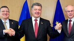 A Rússia não ficou feliz com um pacto histórico assinado entre Ucrânia e UE