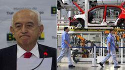 Ministro do Trabalho admite demissões em 2015 em 'alguns