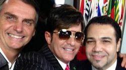 ASSISTA: Bolsonaro, Feliciano e Dr. Rey promovem o encontro mais inusitado das