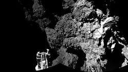 Rosetta envia
