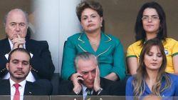 Vai ter vaia? Dilma entregará taça aos campeões na