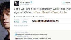 Socorro! Mick Jagger NÃO falou que o Brasil vai ser campeão
