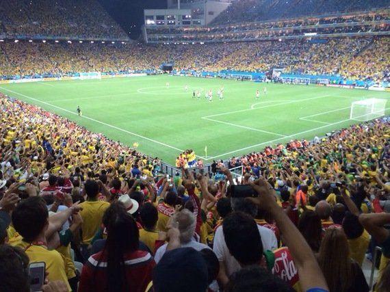 A verdadeira seleção da Copa - e o pequeno manifesto de um torcedor