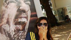 O mordedor uruguaio chocou os brasileiros