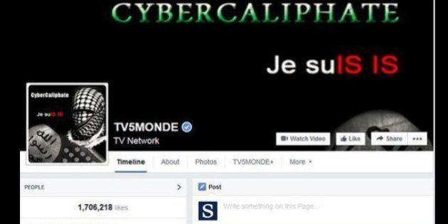 Canal francês TV5Monde é alvo de ataque cibernético de militantes