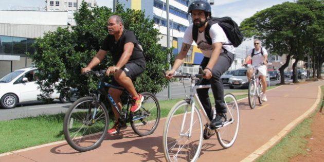 Prefeitura de SP lança contador de ciclistas com transmissão de vídeo em tempo