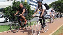 Prefeitura de SP lança contador de ciclistas com transmissão ao