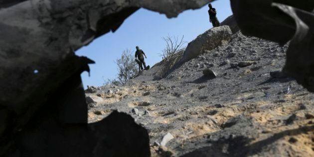Israel bombardeia alvos múltiplos em Gaza após ataques com