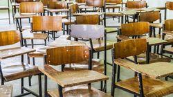 'A escola hoje é uma dessas instituições