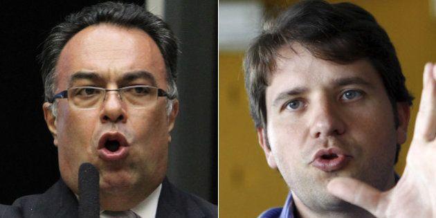 Ex-deputados André Vargas e Luiz Argôlo estão entre os presos na 11ª fase da Operação Lava