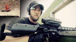 Mas que beleza: o Google Glass vai ajudar peassoas a mirar armas por